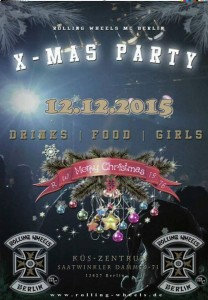 Christmas Party In Berlin